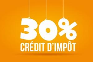 30% crédit d'impôt : la démarche