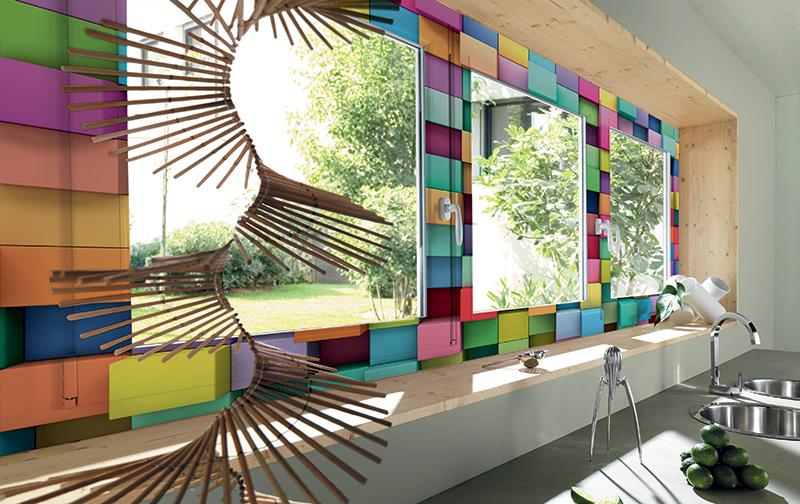 fenêtres pvc multicouleur millet
