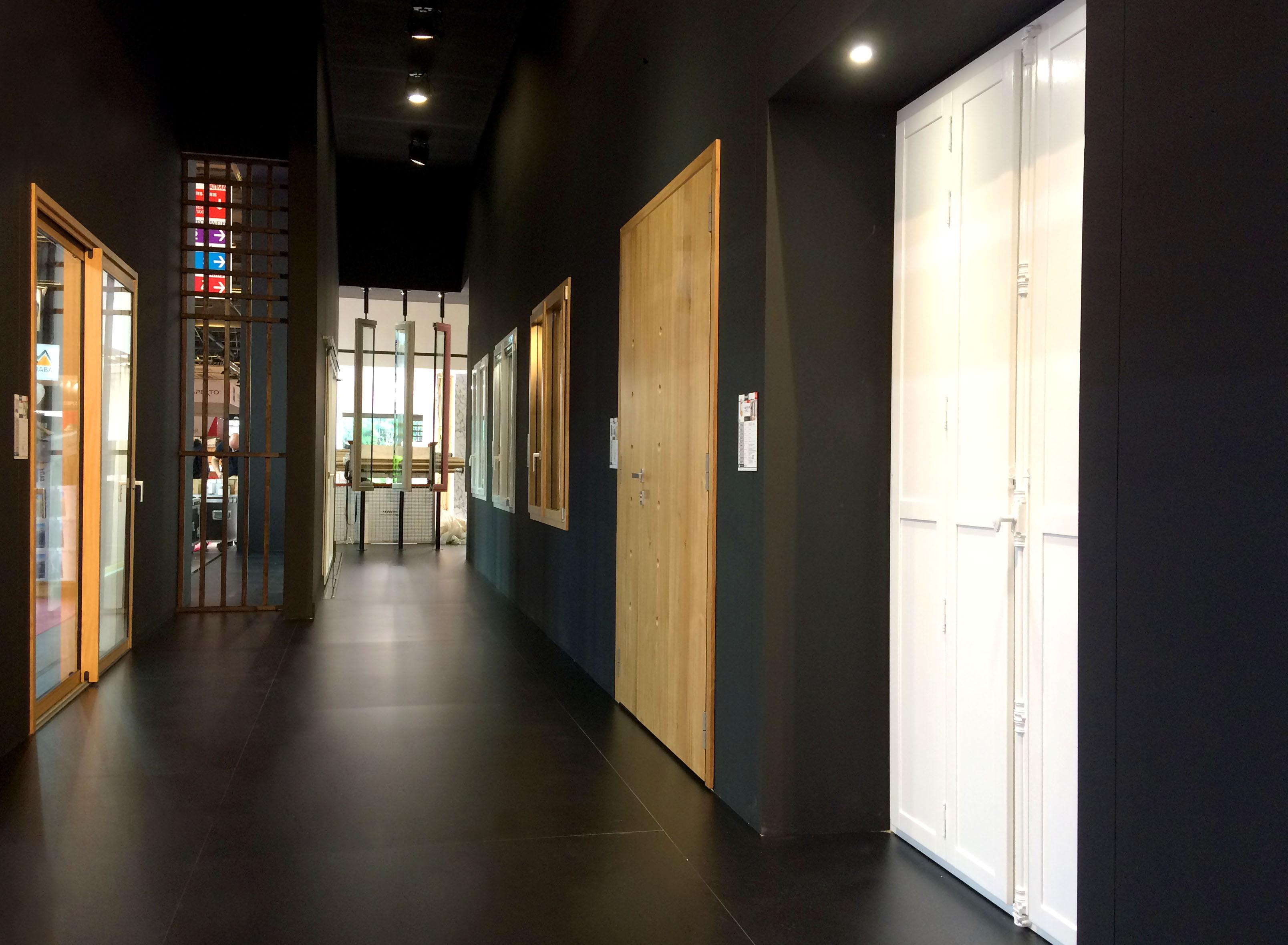 portes et fenêtres millet Batimat