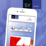 application sybaie glass vision
