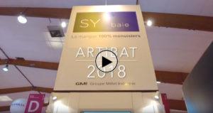 Découvrez le stand SYbaie au salon Artibat 2018
